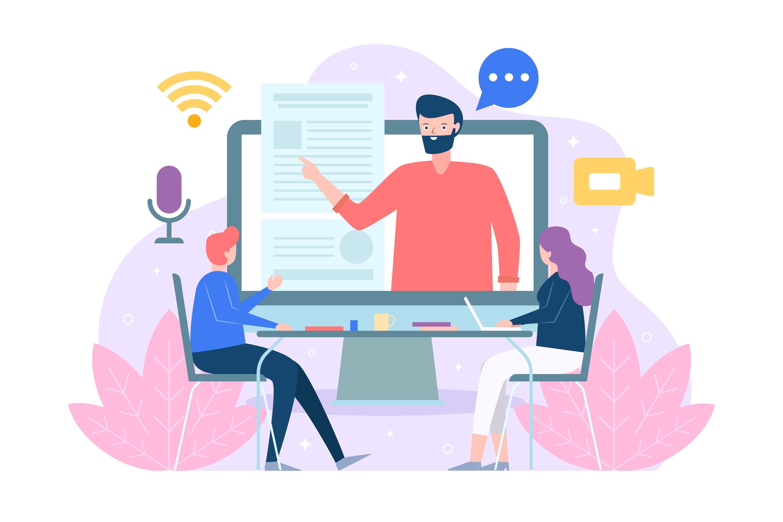 szkolenia z konsultacjami on-line