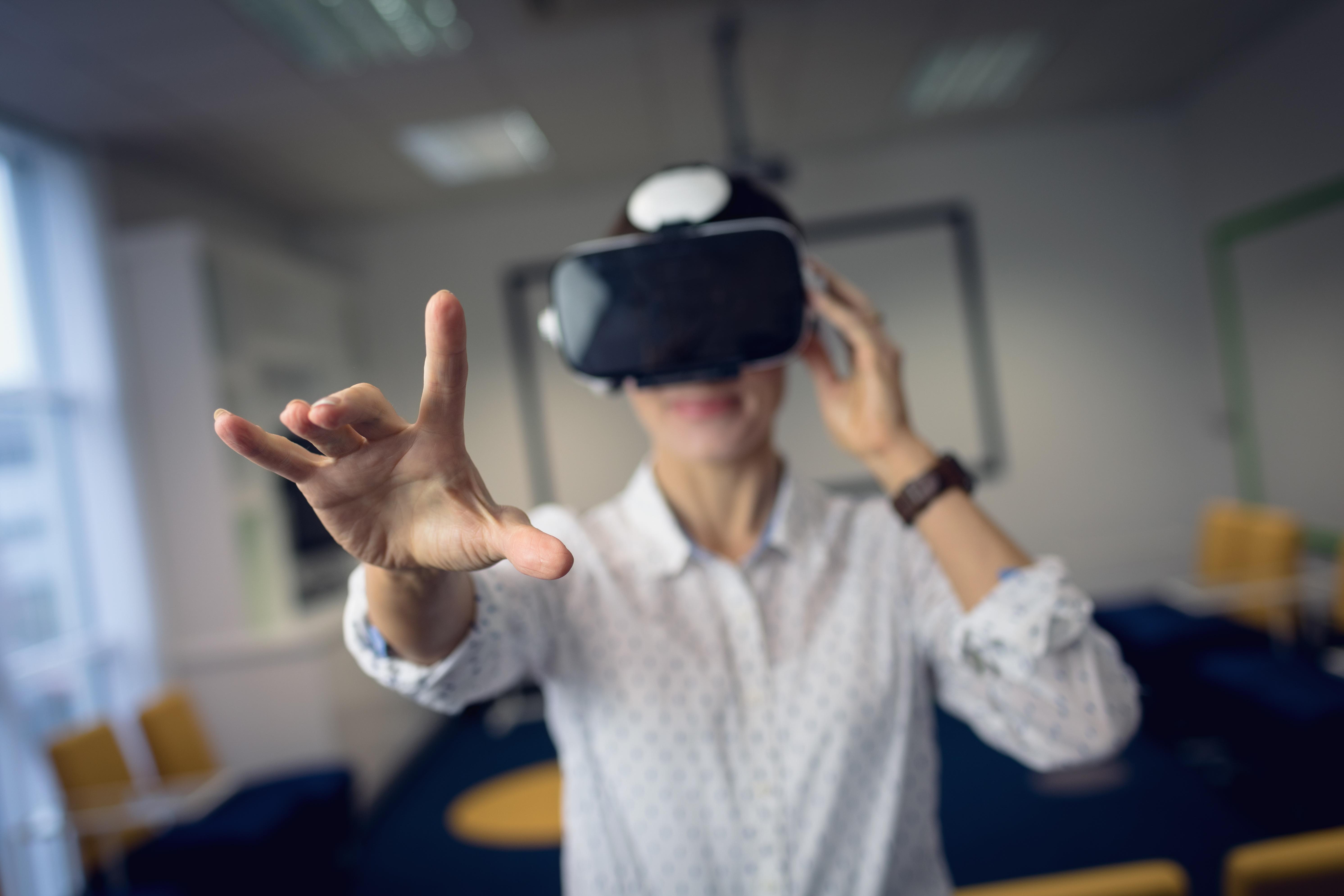 szkolenia w VR