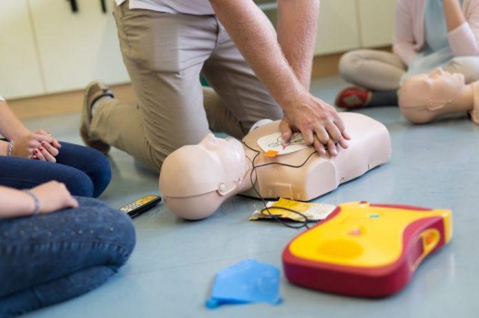 szkolenie AED